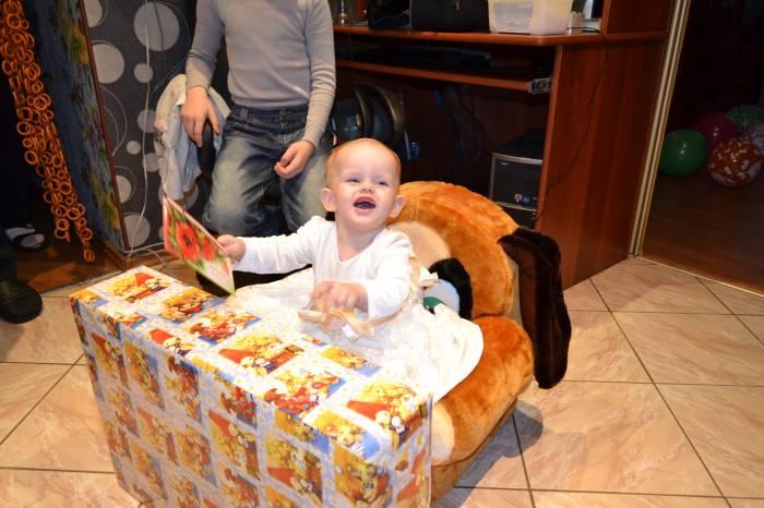 Подарок на день рождения внуку 3 года